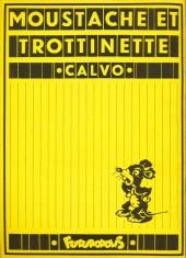 Verso de Moustache et Trottinette (Futuropolis) -9- D'Artagnan