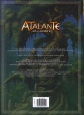 Verso de Atalante (La légende) -INT1- Intégrale 1