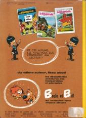 Verso de La ribambelle -4- La Ribambelle aux Galopingos