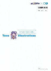 Verso de (AUT) Yasu -TL- Yasu illustrations - Version limitée