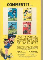 Verso de Sophie (Jidéhem) -5- Sophie et le rayon Kâ