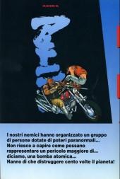 Verso de Akira (en italien) -5- Motoguerra