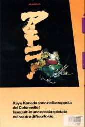 Verso de Akira (en italien) -10- Il risveglio