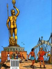 Verso de Alix (en italien) -1- I barbari