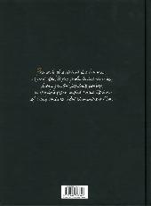 Verso de Moby Dick (Chabouté) -1- Livre premier