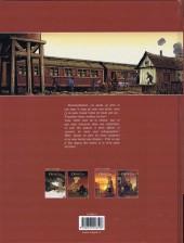 Verso de Le train des Orphelins -4- Joey