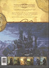 Verso de Elfes -5- La Dynastie des Elfes noirs
