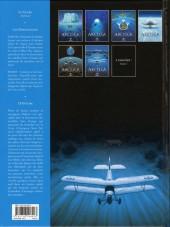 Verso de Arctica -6- Les fugitifs