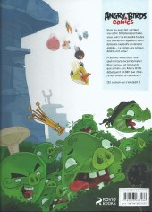 Verso de Angry Birds -1- Opération omelette