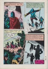 Verso de Mandrake (1e Série - Remparts) (Mondes Mystérieux - 1) -152- Tous dans le sac