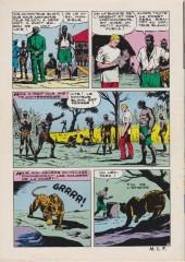 Verso de Mandrake (1e Série - Remparts) (Mondes Mystérieux - 1) -209- Les monstres de fumée
