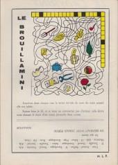 Verso de Mandrake (1e Série - Remparts) (Mondes Mystérieux - 1) -226- Superhommes venus de l'espace 2