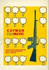 Verso de Albi ardimento -5- Bruno brazil - operazione caimano