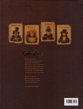 Verso de Golden Dogs -1- Fanny