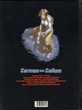 Verso de Carmen Mc Callum -5- Deus Ex Machina