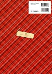 Verso de A good librarian like a good shepherd - Visual fan book