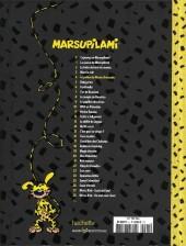 Verso de Marsupilami - La collection (Hachette) -4- Le pollen du Monte Urticanto