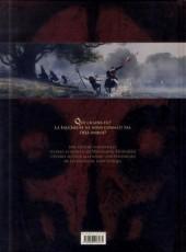 Verso de La chronique des Immortels -2+3- Au bord du gouffre - Seconde partie