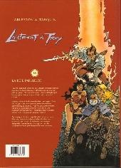 Verso de Lanfeust de Troy -8- La bête fabuleuse