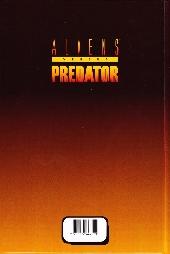 Verso de Aliens versus Predator -3- War (1)