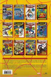 Verso de Spider-Man (L'Intégrale) -4INTa- Spider-Man: L'intégrale 1966