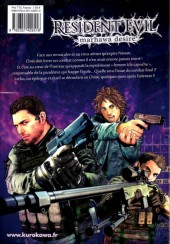 Verso de Resident Evil - Marhawa desire -5- Volume 5