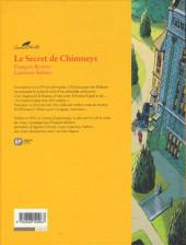 Verso de Agatha Christie (Emmanuel Proust Éditions) -1- Le Secret de Chimneys