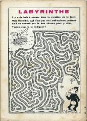 Verso de Mandrake (1e Série - Remparts) (Mondes Mystérieux - 1) -203- Hypnose