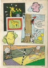 Verso de Mandrake (1e Série - Remparts) (Mondes Mystérieux - 1) -309- Un puzzle compliqué