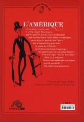 Verso de L'amérique -Int- L'Amérique