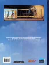 Verso de Histoires de pilotes -7- Orville et Wilbur Wright