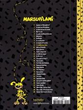 Verso de Marsupilami - La collection (Hachette) -9- Le papillon des cimes