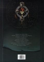 Verso de Hannibal Meriadec et les larmes d'Odin -4- Alamendez, chasseur et cannibale