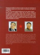 Verso de La faute, une vie en Corée du Nord - La Faute, une vie en Corée du Nord
