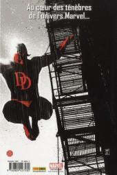 Verso de Marvel Noir -1- Les Yeux sans visage