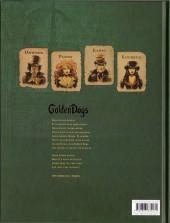 Verso de Golden Dogs -2- Orwood