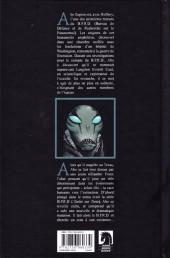 Verso de Abe Sapien -3- Nouvelle espèce