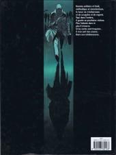 Verso de Le tueur -1- Long feu