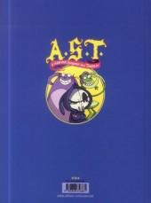 Verso de A.S.T. - L'Apprenti Seigneur des Ténèbres -1- Aucun