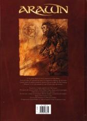 Verso de Arawn -6- La Terre brûlée