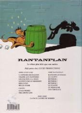 Verso de Rantanplan -10- Les cerveaux