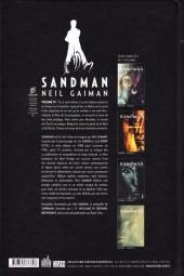 Verso de Sandman (Urban Comics) -4- Volume IV