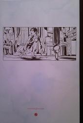 Verso de L'assassin qu'elle mérite -INT TT1- 1. Art Nouveau / 2. La fin de l'innoncence