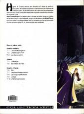 Verso de Les aigles décapitées -10- L'héritier de Crozenc