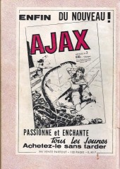 Verso de Amigo (1re Série) -3- Capitaine amigo n°3