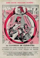 Verso de Frimousse -47- Le Vagabond Mystérieux