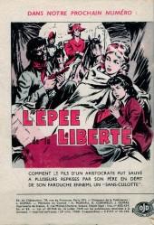 Verso de Frimousse -51- Mireille Détective
