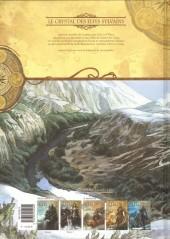 Verso de Elfes -7- Le Crystal des Elfes sylvains