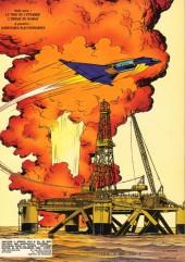Verso de Yoko Tsuno -3- La forge de Vulcain