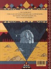 Verso de Hilda (Luke Pearson) -1a- Hilda et le Troll